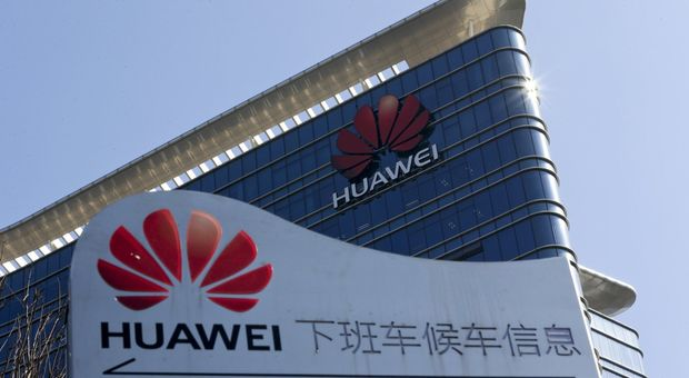La sede di Huawei