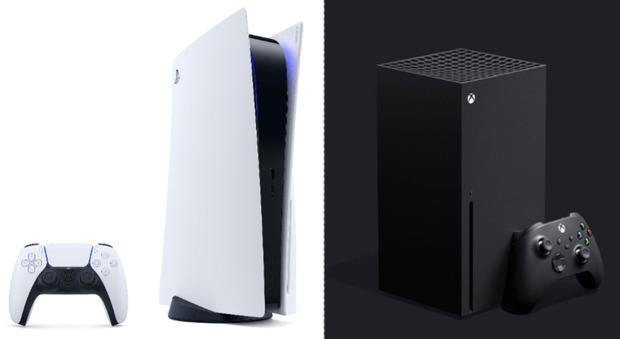 Xbox Series X e Ps5: la prova delle due console Microsoft e Sony