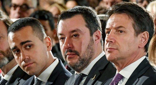 Conte avverte Di Maio e Salvini: dialogo con la Ue o lascio