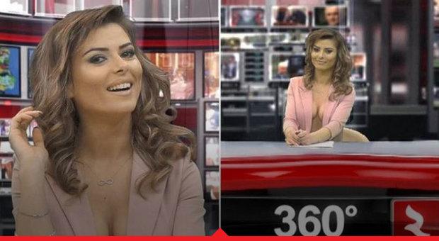 Albania, il telegiornale è hot: le conduttrici vanno in onda seminude