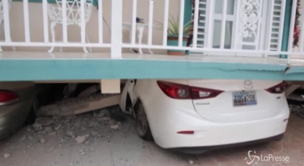 Terremoto a Porto Rico, nuova scossa di magnitudo 6.5