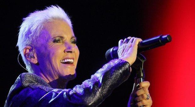 Marie Fredriksson morta a 61 anni per un cancro al cervello: era la voce dei Roxette