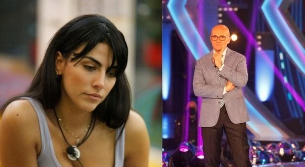 Giulia Salemi, Signorini la rimprovera in diretta: «Hai scelto tu di venire al Gf Vip». Bufera sui social