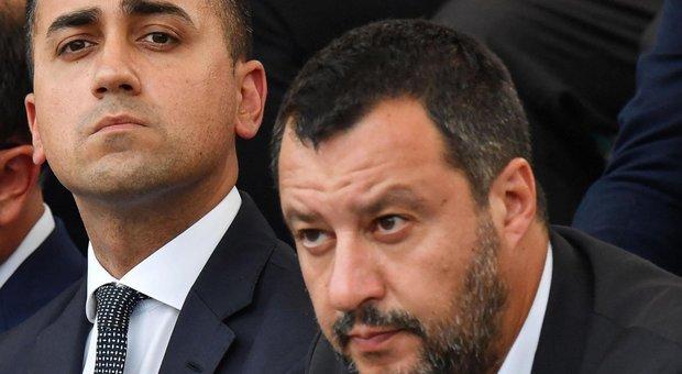 Strappo di Salvini, venti di crisi