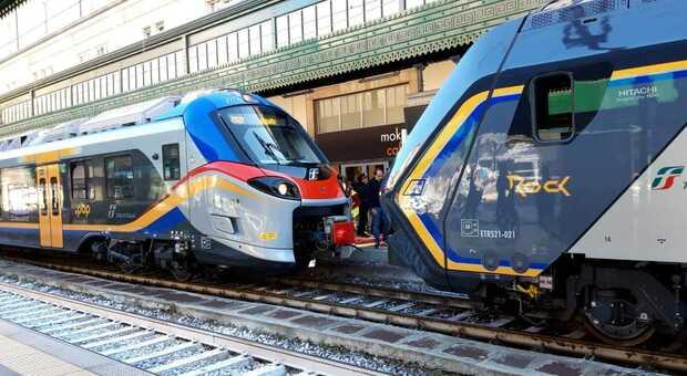 Convogli di Ferrovie dello Stato