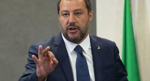 Salvini: «Conte il premier più apprezzato? Se voglio il fantasy, leggo Topolino»