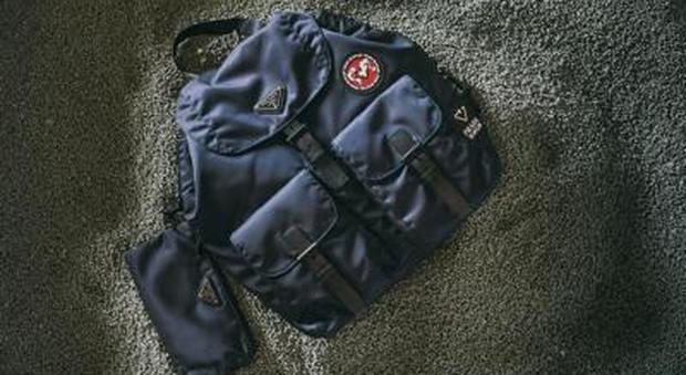 sale retailer e9cd4 ea651 Prada lancia Re-Nylon, nuova linea di borse realizzata con ...