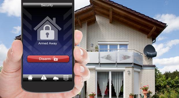 immagine Allarme casa via filo o wireless: scegliere bene il sistema antifurto