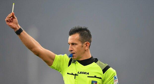 Gli arbitri della quarta giornata: a Doveri il big match Juve-Milan, Maresca per Verona-Roma, Ghersini dirige Lazio-Cagliari