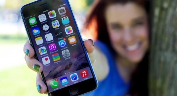 datazione iPhone immagini