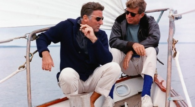 Dall'Avvocato Agnelli a Steve McQueen: i grandi uomini che ...