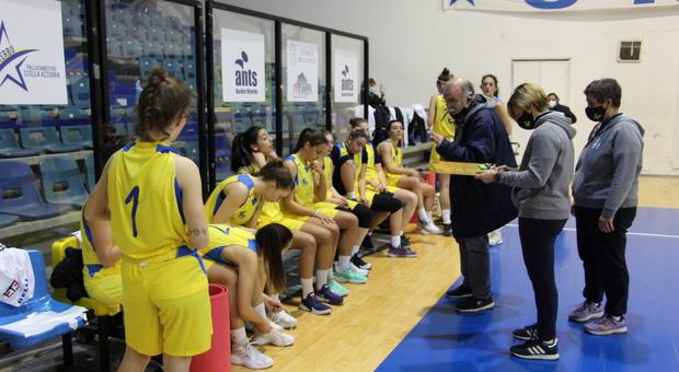 Semaforo rosso per la Domus Mulieris, al palaMalè passa il Basket Roma