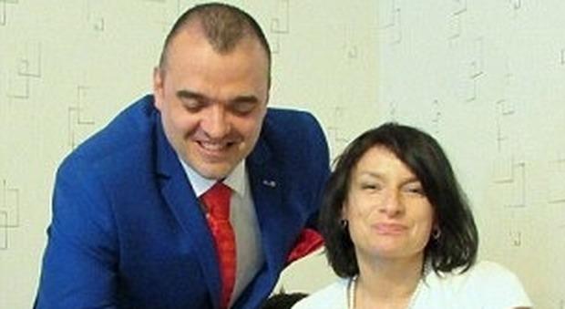 Krzystof e Mariola Michalowski (Mirror)