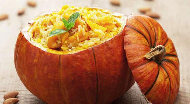 Halloween in cucina, la zucca regina dell\'autunno