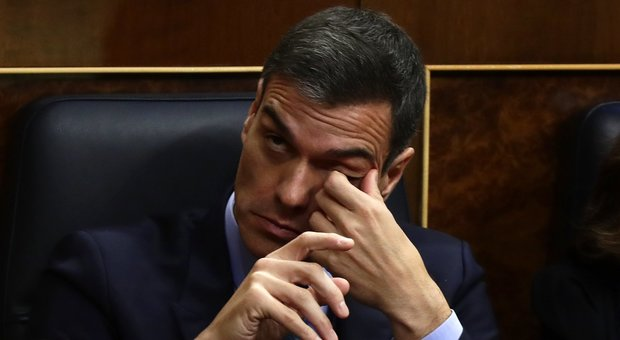 Spagna verso le elezioni, bocciata la finanziaria di Sanchez