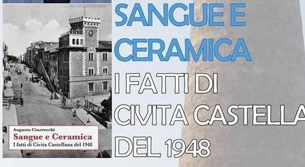 Uno Ceramica Civita Castellana.L Attentato A Togliatti E Il Rischio Rivoluzione Il Libro Di