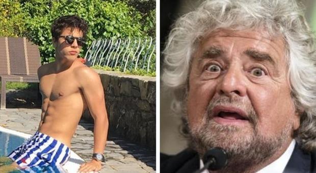 Il figlio di Grillo indagato per stupro: «Modella violentata con 3 amici dopo la discoteca»