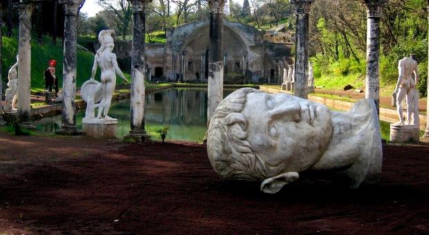 Villa Adriana, meraviglia da (tanti) film