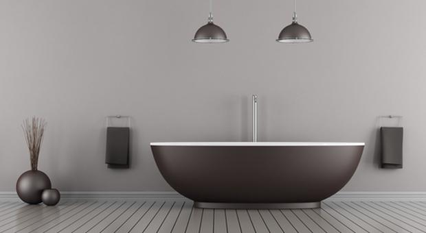 Vasca Da Bagno Retro : Vasca da bagno moderna come abbinarla ai diversi stili d arredo