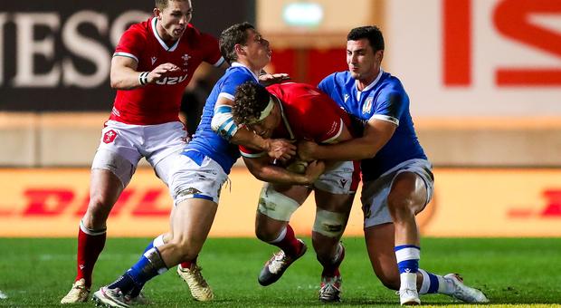 Rugby Italia in diretta oggi contro il Galles con il gallese Varney: dalla guerra in Libia all'azzurro