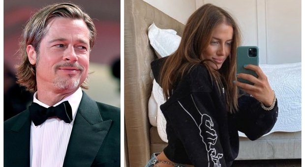 Brad Pitt, la nuova fiamma è la super-modella tedesca Nicole Poturalski, ecco chi è