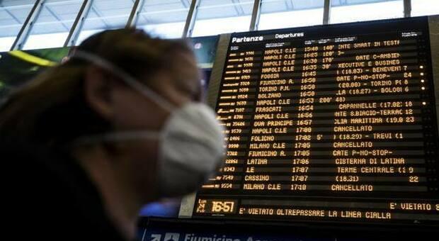 Spostamenti regioni, allerta weekend del 18 dicembre: treni e bus già esauriti, sarà fuga verso il Sud