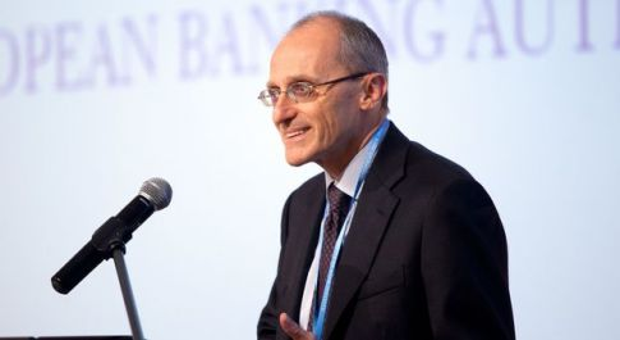 Andrea Enria, capo della Vigilanza Bce
