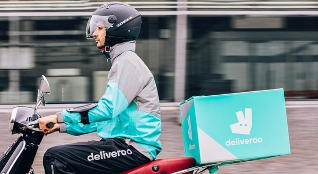 Amazon investe 575 milioni in Deliveroo