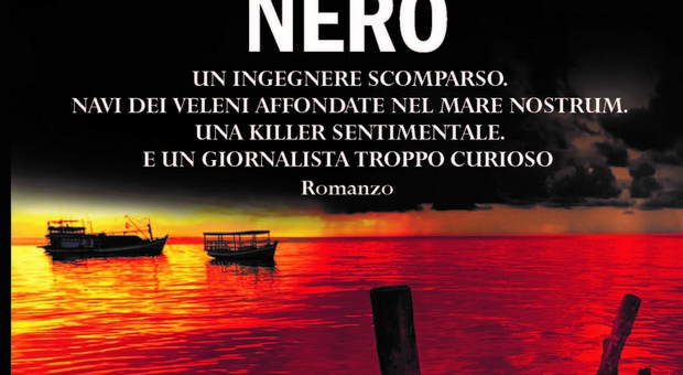 """Esce """"Mediterraneo Nero"""", il nuovo romanzo di Gian Luca Campagna"""