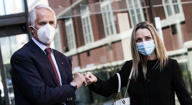 Tokyo 2020, Malagò (Coni): «Con Vezzali e governo per stabilire tempi e vaccinazione degli atleti»