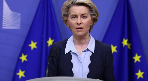 Ue, Von der Leyen: siamo leader nel mondo nei vaccini, fieri di aver agito come un Europa unita