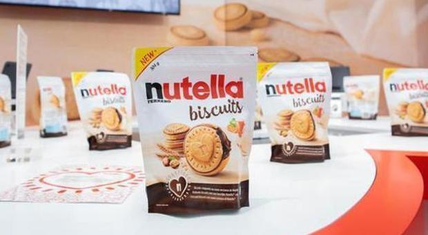 Nutella Biscuits, Ferrero raddoppia la produzione: ora la fabbrica di Balviano lavorerà full time