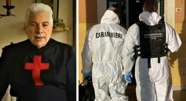 Incendio doloso nella comunità di recupero per tossicodipendenti, morto frate Leonardo Grasso: aveva 78 anni