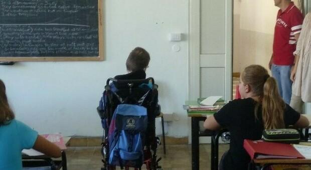 Scuola, disabili a casa: il Campidoglio taglia i fondi per l'assistenza