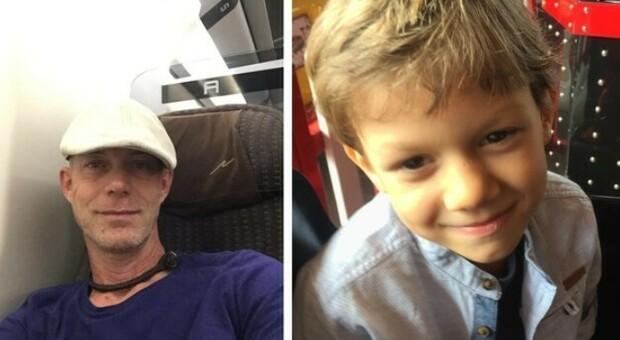 Il papà di Lucas: «Mio figlio portato via dai nonni, nessuno in Italia mi dice dove è e se stanno indagando»