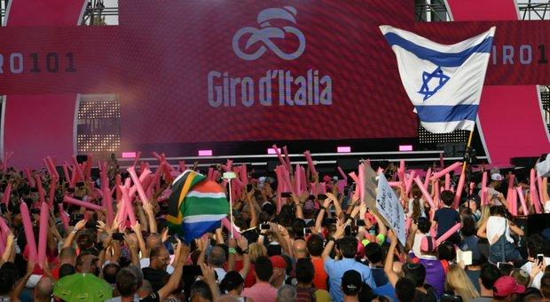 Giro d'Italia, domani il via a Gerusalemme: crono a pochi metri dal Santo Sepolcro