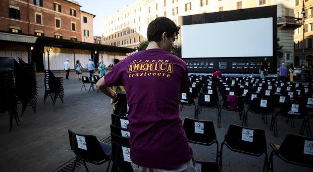 Roma, Antitrust in campo per le arene: così il cinema America riparte il 3 luglio