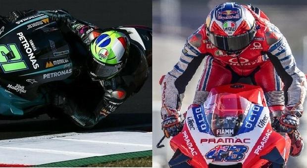 Moto Gp, a Losail è dominio Ducati: Miller miglior tempo davanti a Bagnaia. 7° Morbidelli