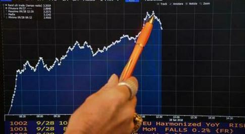 Draghi, spread Btp-Bund scende: risparmio di 1 miliardo per le casse dello Stato