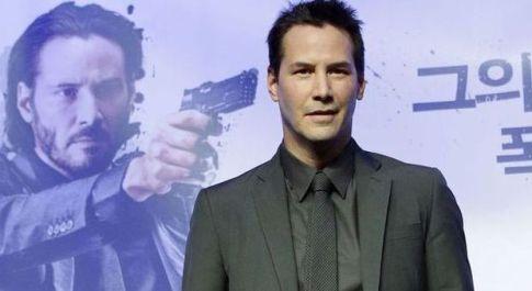 Keanu Reeves è John Wick: «Faccio il killer ma non sono cattivo»