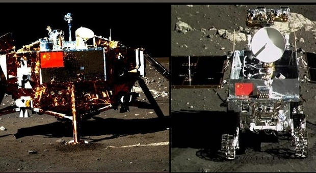 Missione della Cina verso il 'lato oscuro' della Luna
