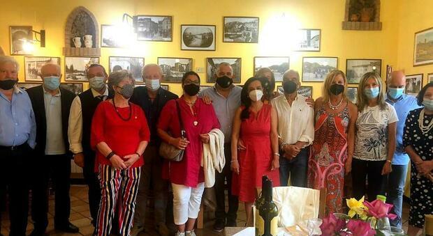 Accademia italiana della cucina, successo per la conviviale della delegazione reatina con quella di Ascoli Piceno