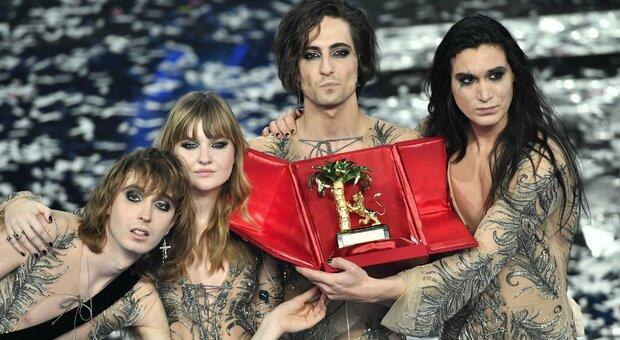 Maneskin, all'Eurovision niente parolacce: «Ribelli, non scemi»