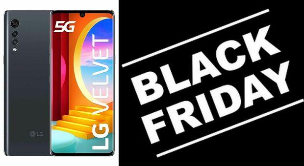 Black Friday, i migliori 10 smartphone a prezzo scontato su Amazon