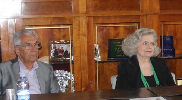Anna e Rodolfo Coscioni