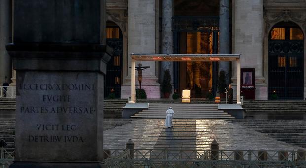 Coronavirus, Papa Francesco: ecco com'è nata l'idea di concedere l'indulgenza plenaria