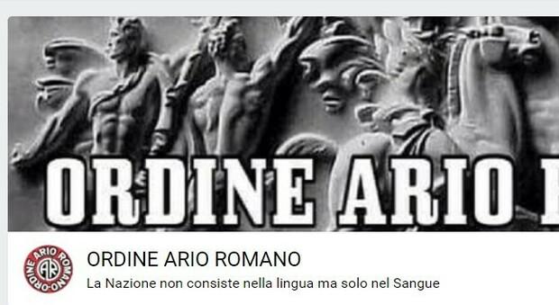 """Roma, smantellato gruppo antisemita """"Ordine Ario Romano"""": progettava azioni violente contro ebrei ed extracomunitari"""