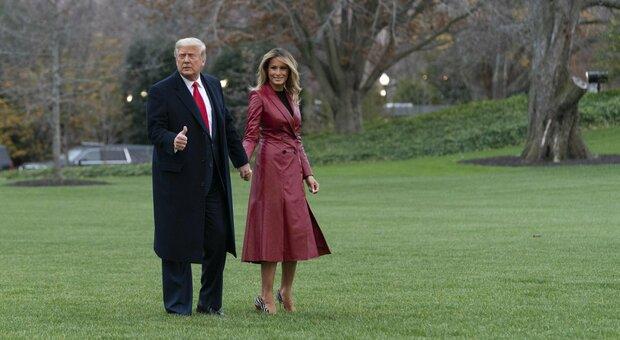 Donald Trump resiste, ma Melania fa già le valigie. «Vuole solo tornare a casa»