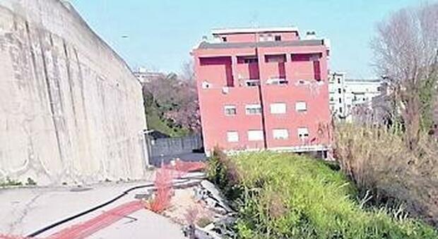 Formia, le glissement de terrain dans via Fosse est arrivé 1,5 million