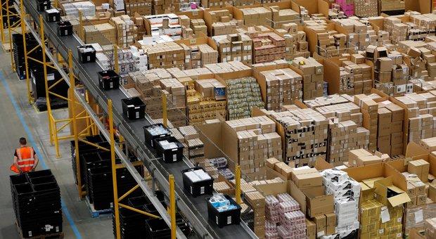 Magliana, Amazon apre nuovo deposito smistamento: 70 posti lavoro